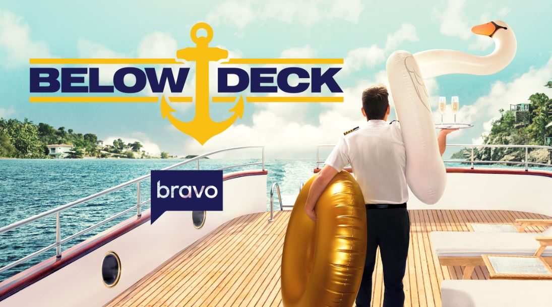 Below Deck Deckhand Goes Overboard Accident Video